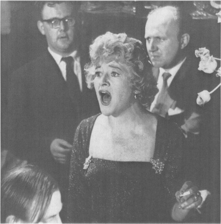 Dora Bryan as Helen in a scene from the film adaptation