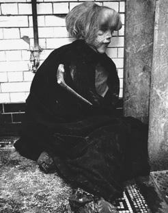 John Hurt in the 1980 version of The Elephant Man
