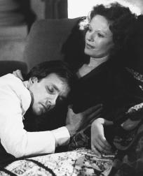 Didier Flamand and Delphine Seyrig in a film version of India Song