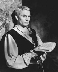 Laurence Olivier in the 1948 film version of Hamlet  John Springer CollectionCorbis