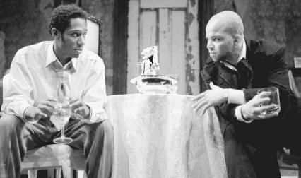 Mos Def and Jeffrey Wright in a 2002 production of TopdogUnderdog Michal DanielReutersLandov