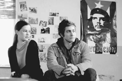 Anna Paquin and Jake Gyllenhaal in a 2002 production of This Is Our Youth