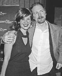 Jessica Blank and Erik Jensen
