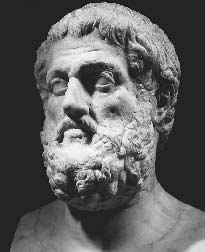 Herm of Sophocles