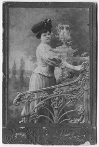19th-century Russian woman
