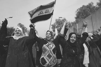 Iraqi Shite women