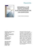 Desarrollo de instalaciones electrotécnicas en los edificios, ed. 4