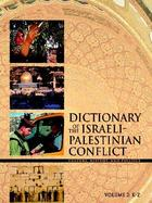 Dictionary of the Israeli-Palestinian Conflict, ed. , v.