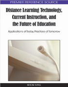 Distance Learning Technology, Current Instruction, and the Future of Education, ed. , v.