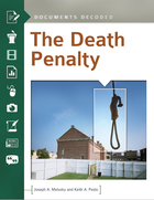 The Death Penalty, ed. , v.