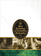 Complete Dictionary of Scientific Biography, ed. , v.