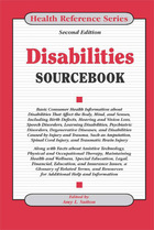 Disabilities Sourcebook, ed. 2, v.