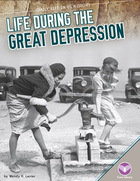 Life During the Great Depression, ed. , v.