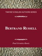 Bertrand Russell, ed. , v.