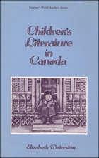 Children's Literature in Canada, ed. , v.