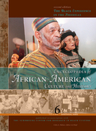 Encyclopedia of African-American Culture and History, ed. 2 Cover