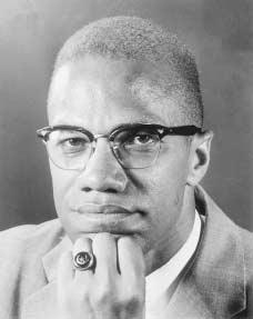 Malcolm X (19251965). AP/WIDE WORLD PHOTOS. REPRODUCED BY PERMISSION.