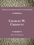 Charles W. Chesnutt, ed. , v.