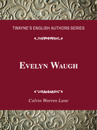 Evelyn Waugh, ed. , v.
