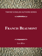 Francis Beaumont, ed. , v.