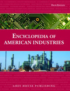 Encyclopedia of American Industries, ed. 5, v.