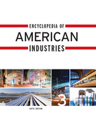 Encyclopedia of American Industries, ed. 6, v.