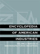 Encyclopedia of American Industries, ed. 4, v.  Icon