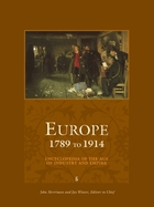 Europe 1789-1914: Encyclopedia of the Age of Industry and Empire
