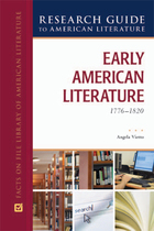 Research Guide to American Literature, ed. , v. 2