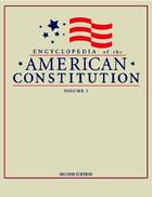 Encyclopedia of the American Constitution, ed. 2 Cover