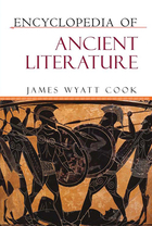 Encyclopedia of Ancient Literature, ed. , v.
