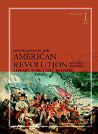 Encyclopedia of the American Revolution: Library of Military History, ed. , v.  Cover