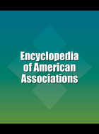 Encyclopedia of American Associations, ed. , v.