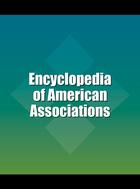 Encyclopedia of American Associations, ed. , v.
