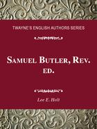 Samuel Butler, Rev. ed., ed. , v.
