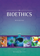 Bioethics, ed. 4, v.  Icon