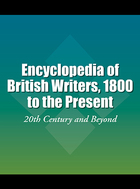 Encyclopedia of British Writers, 1800 to the Present, ed. 2, v.