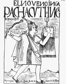 Illustration of Pachacutec, whose reign marked the beginning of the greatest period of the Inca empire. The Art Archive/Archaeological Museum Lima/Dagli Orti.