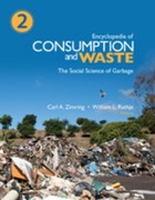 Encyclopedia of Consumption and Waste, ed. , v.