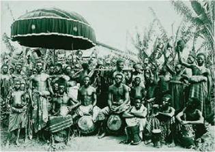 The Ashanti - were one of the few African peoples to offers strong resistance against European imperialism