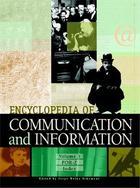 Encyclopedia of Communication and Information, ed. , v.