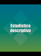 Estadística descriptiva, ed. , v.