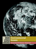 Environmental Issues: Essential Primary Sources Cover