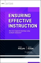 Ensuring Effective Instruction, ed. , v.