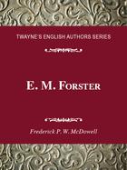 E. M. Forster, ed. , v.