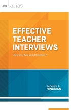 Effective Teacher Interviews, ed. , v.