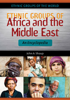 Ethnic Groups of Africa and the Middle East, ed. , v.