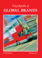 Encyclopedia of Global Brands, ed. 2
