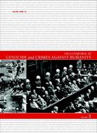 Encyclopedia of Genocide and Crimes Against Humanity Cover