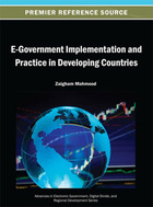 E-Government Implementation and Practice in Developing Countries, ed. , v.
